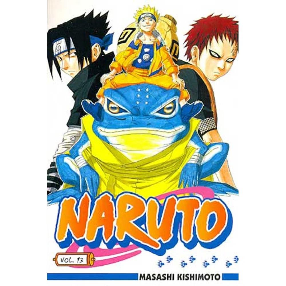 Naruto - Volume 13 - Usado