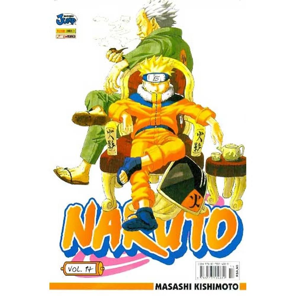 Naruto - Volume 14 - Usado