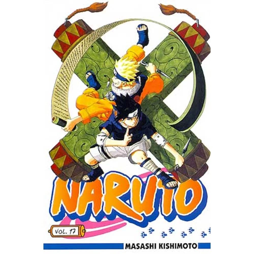 Naruto - Volume 17 - Usado
