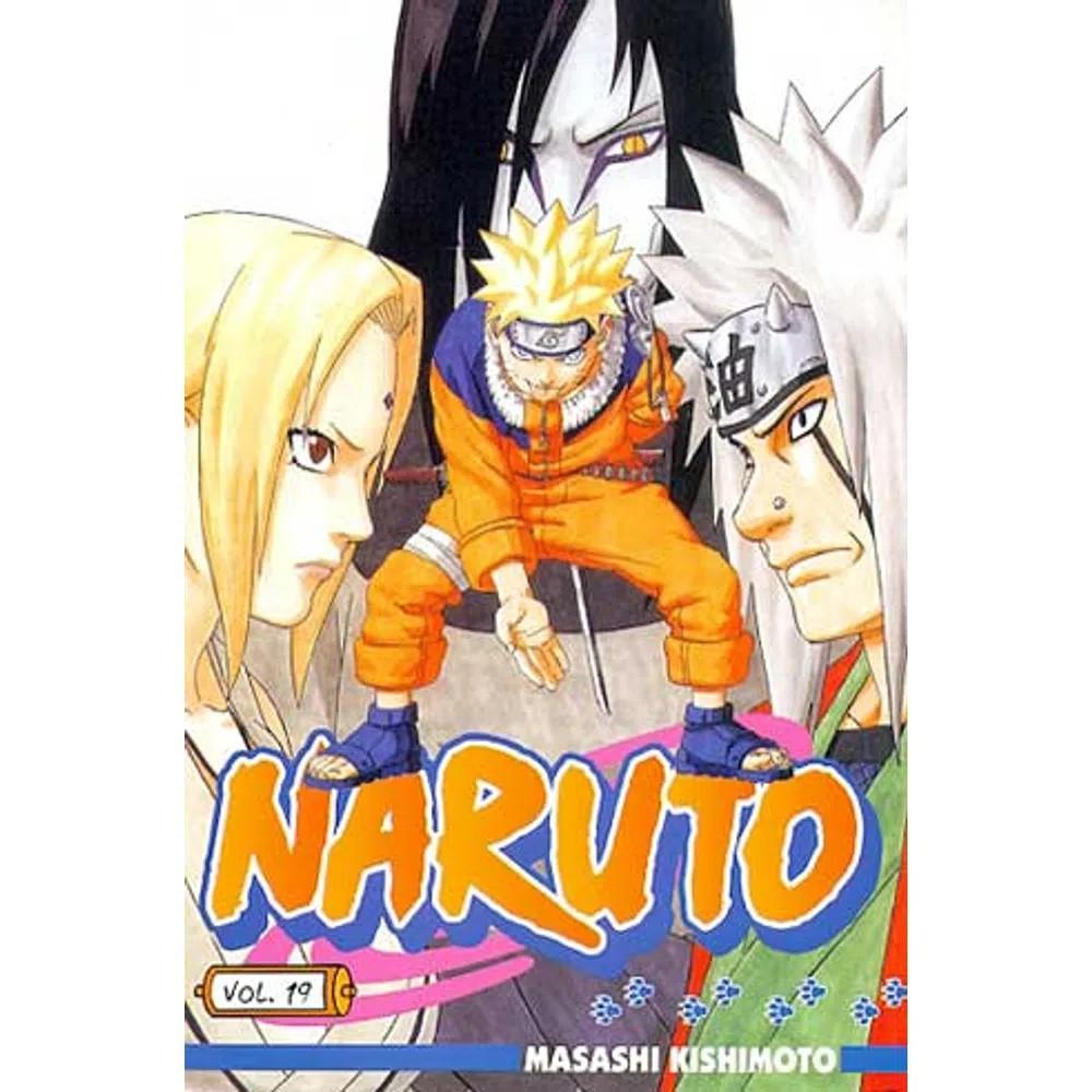 Naruto - Volume 19 - Usado