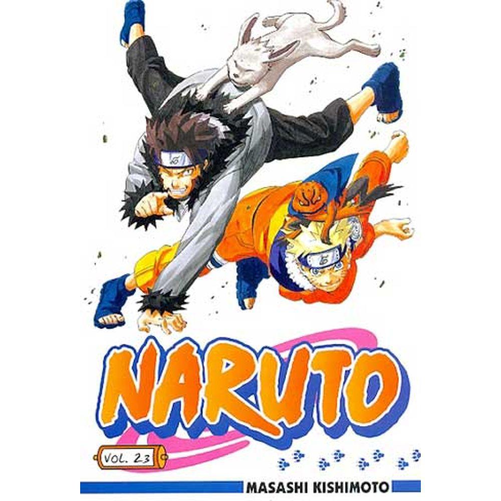 Naruto - Volume 23 - Usado
