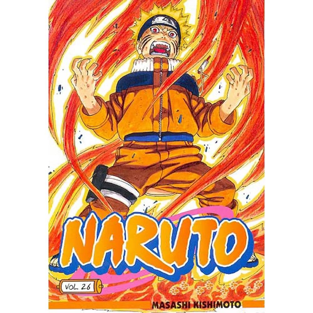 Naruto - Volume 26 - Usado