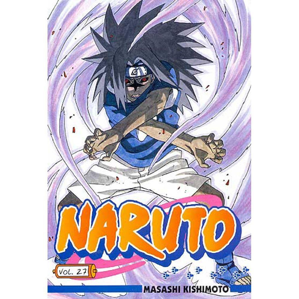 Naruto - Volume 27 - Usado