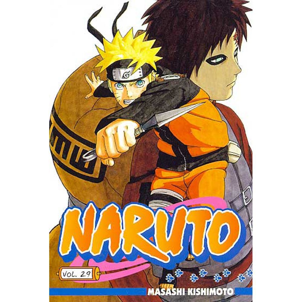 Naruto - Volume 29 - Usado