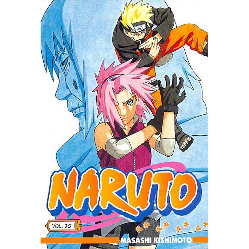 Naruto - Volume 30 - Usado