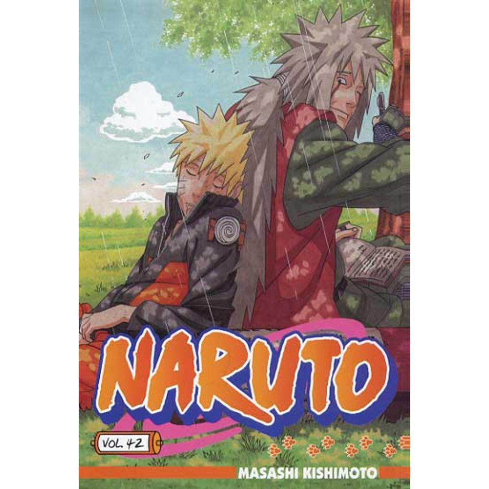 Naruto - Volume 42 - Usado