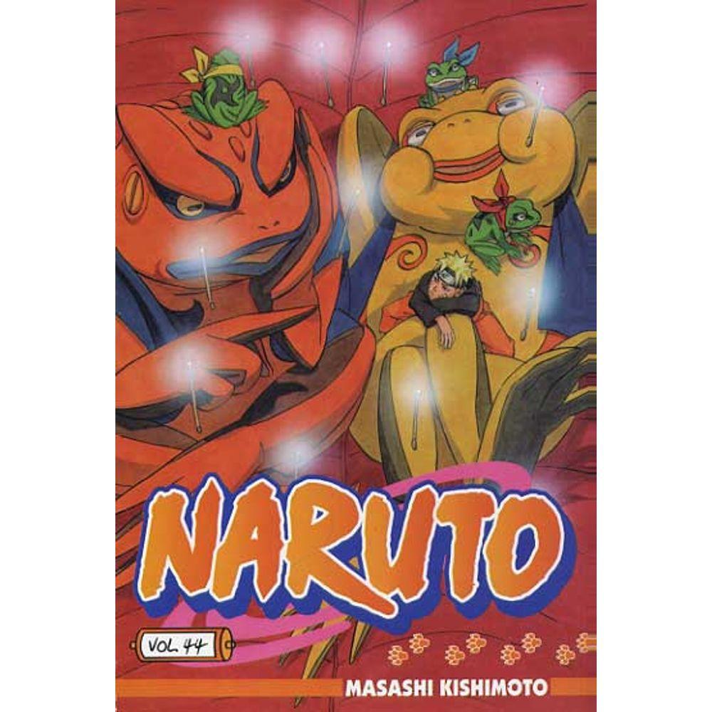 Naruto - Volume 44 - Usado