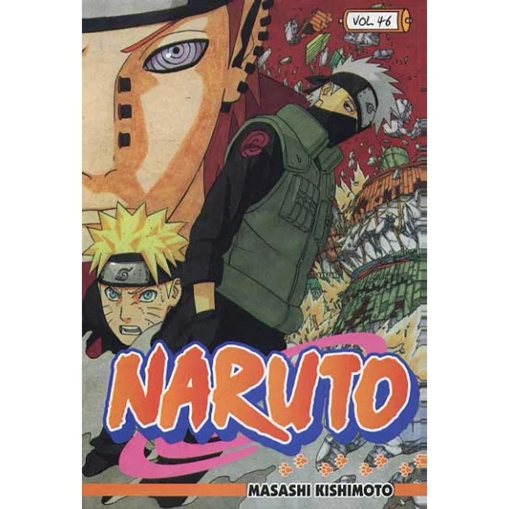 Naruto - Volume 46 - Usado