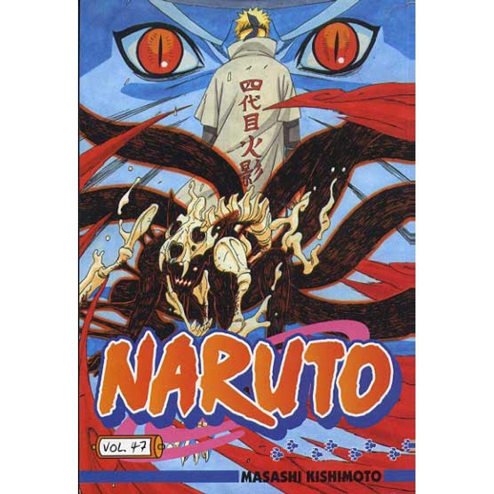 Naruto - Volume 47 - Usado