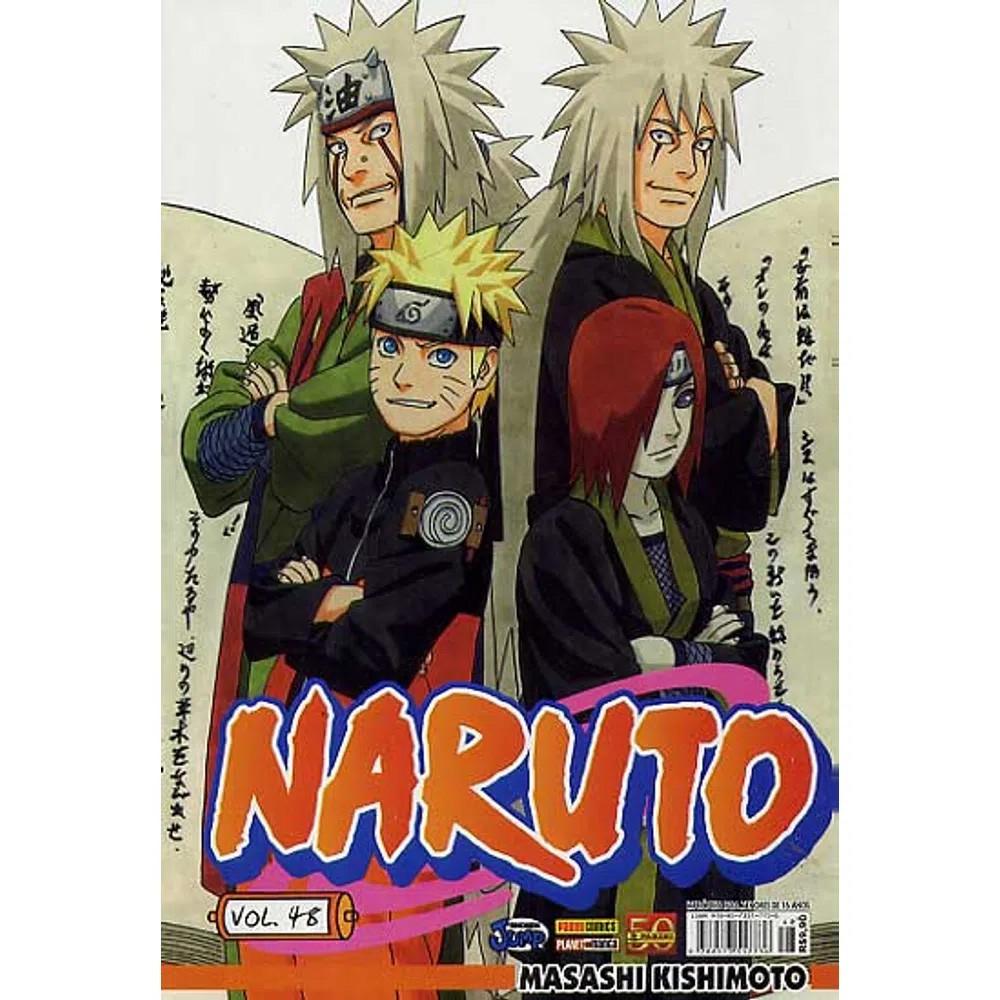 Naruto - Volume 48 - Usado