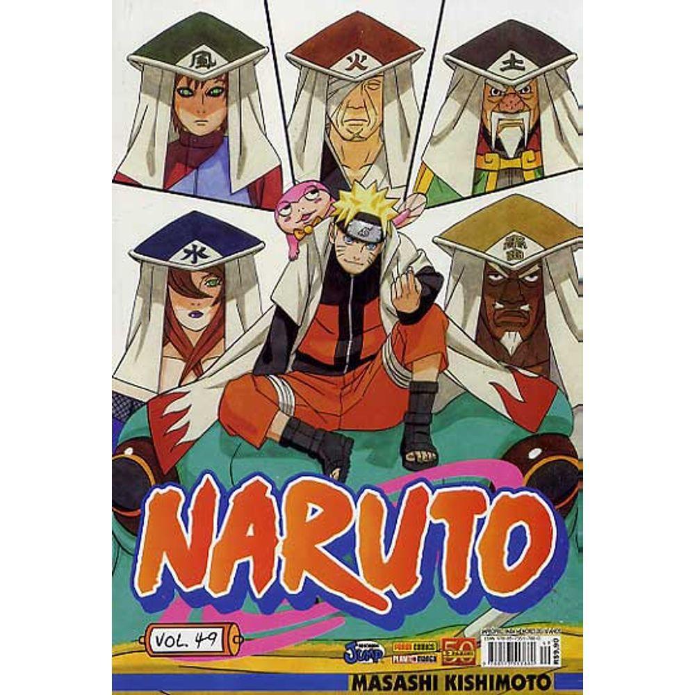 Naruto - Volume 49 - Usado