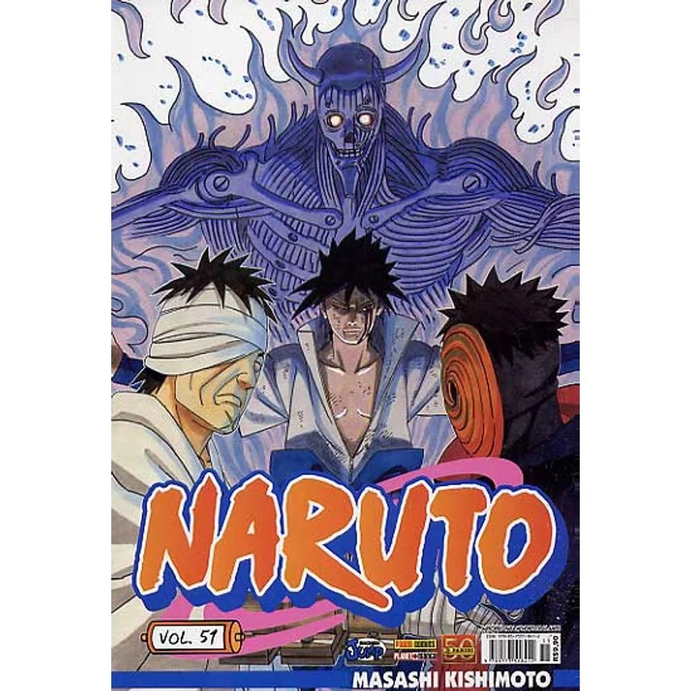 Naruto - Volume 51 - Usado