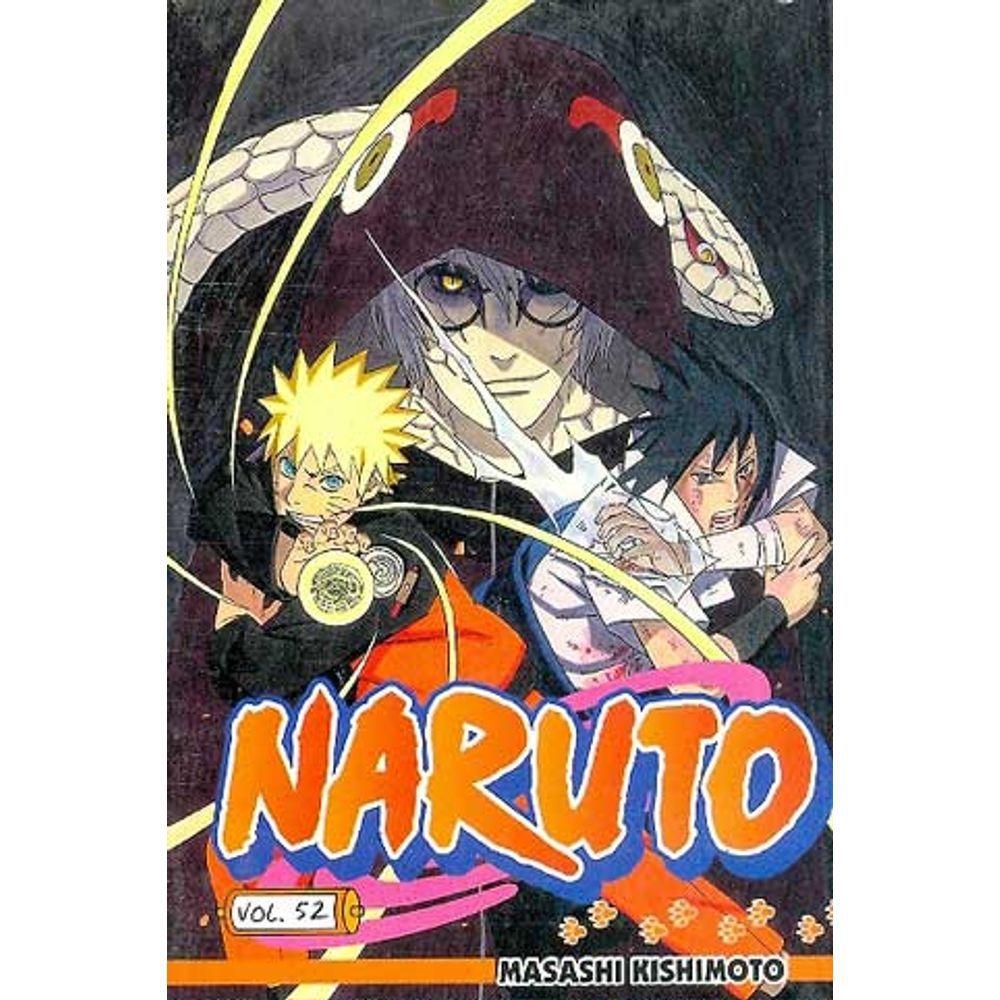 Naruto - Volume 52 - Usado