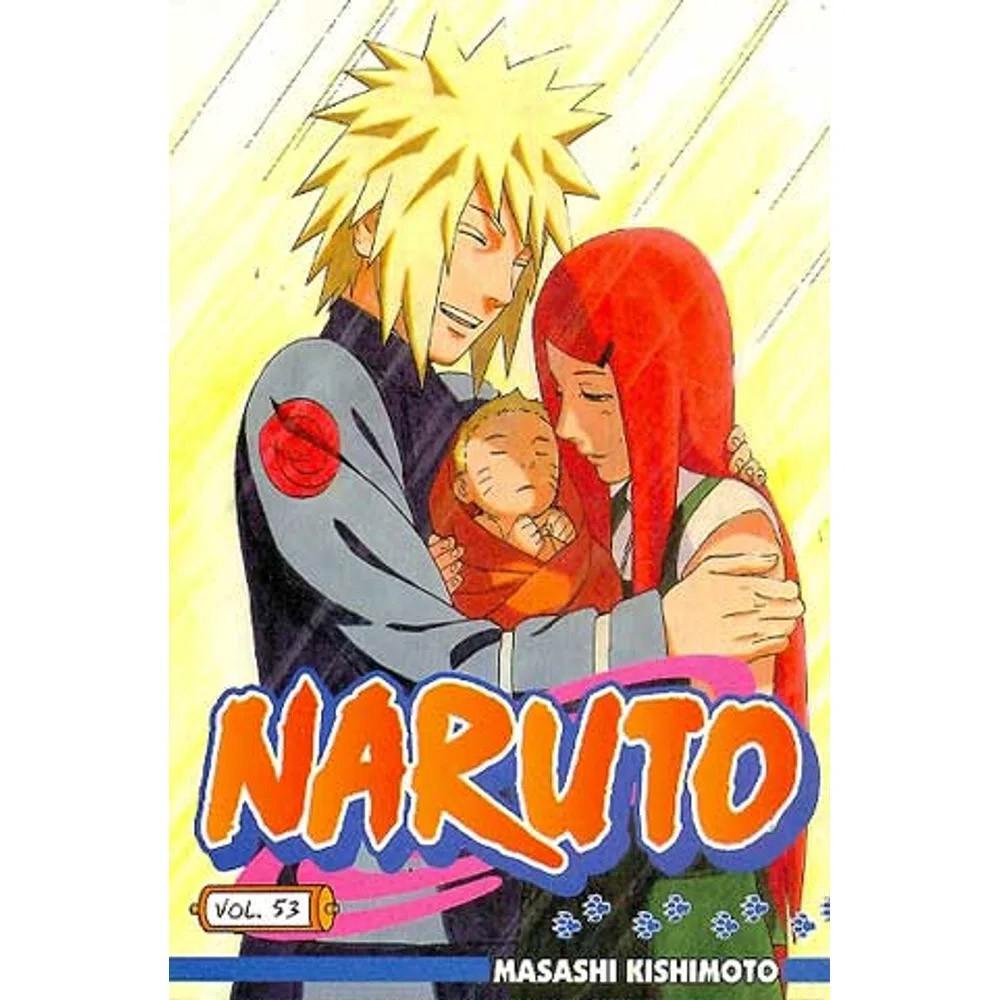 Naruto - Volume 53 - Usado