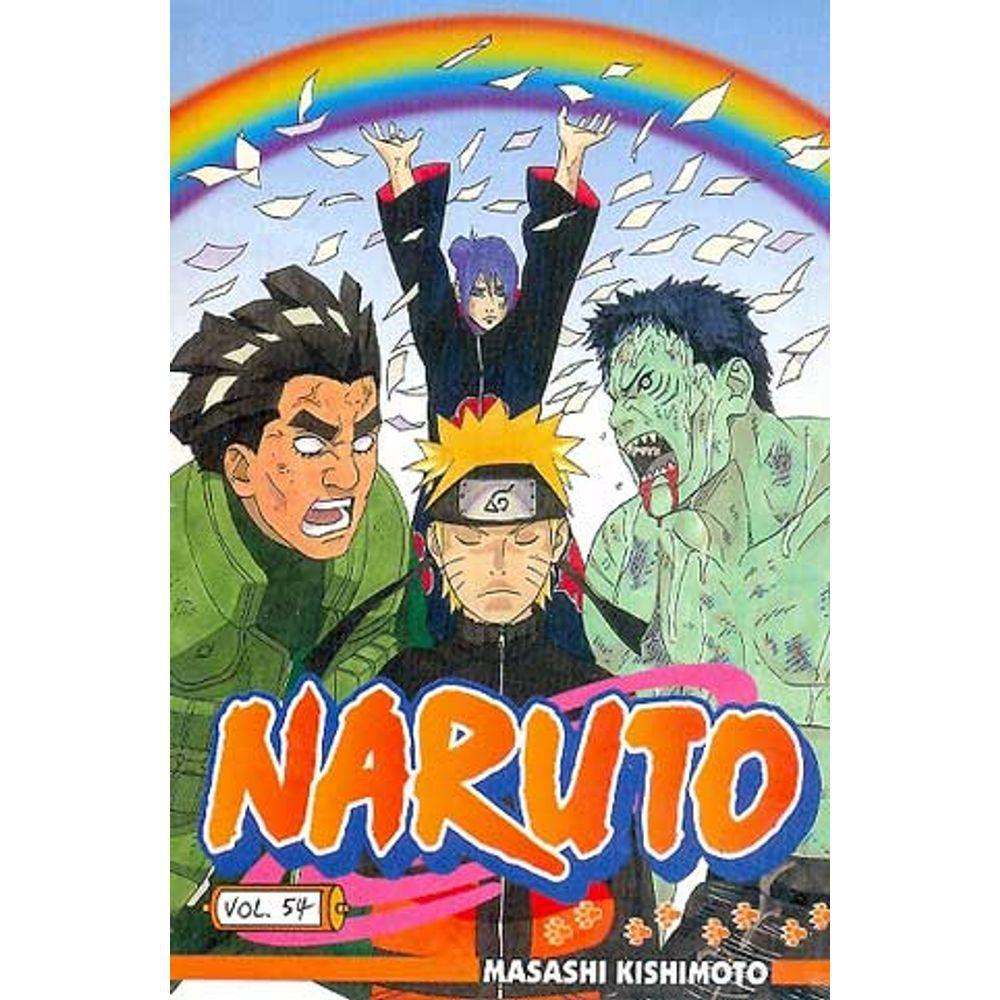 Naruto - Volume 54 - Usado