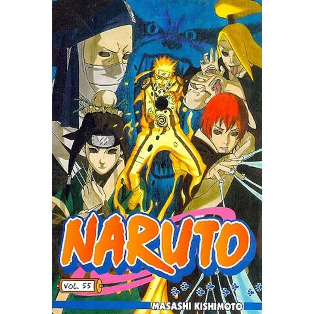 Naruto - Volume 55 - Usado