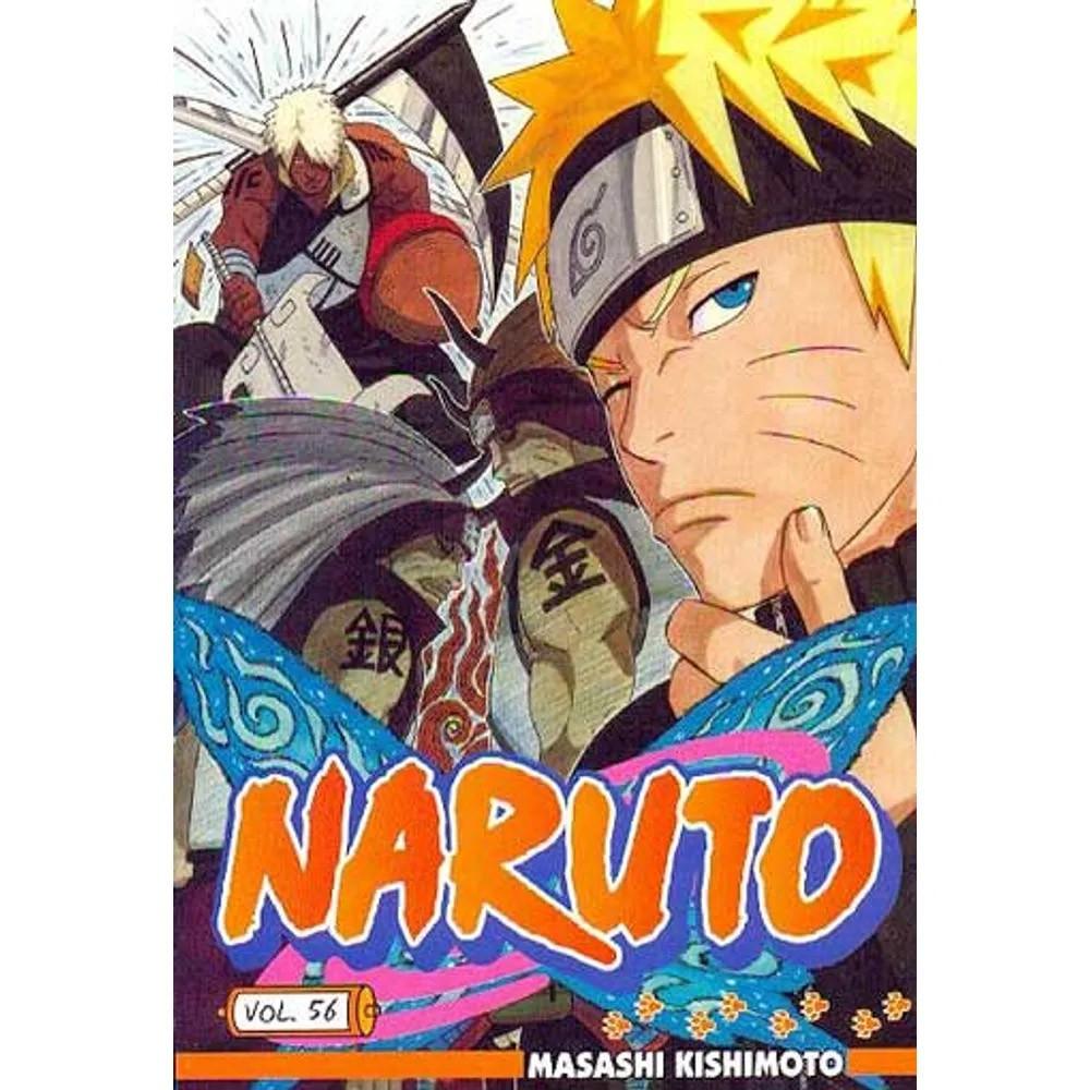 Naruto - Volume 56 - Usado