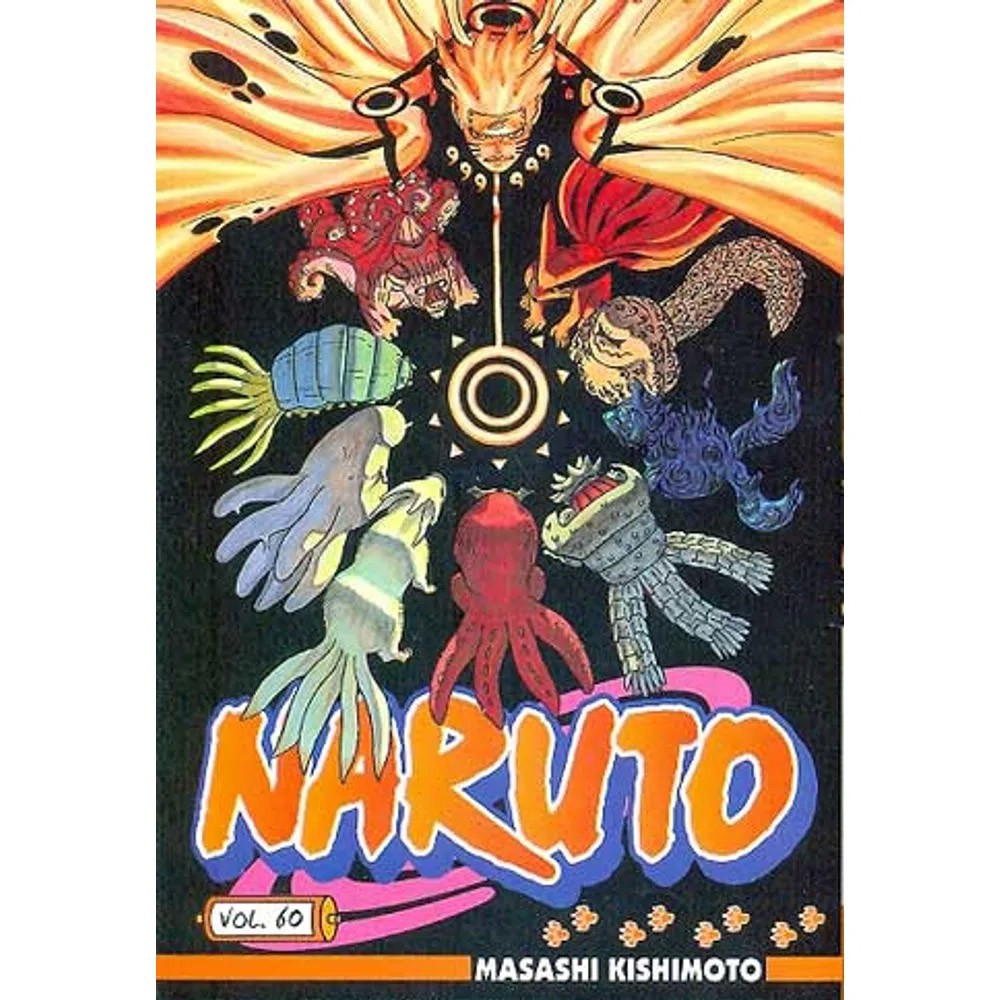 Naruto - Volume 60 - Usado