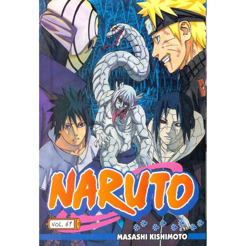 Naruto - Volume 61 - Usado