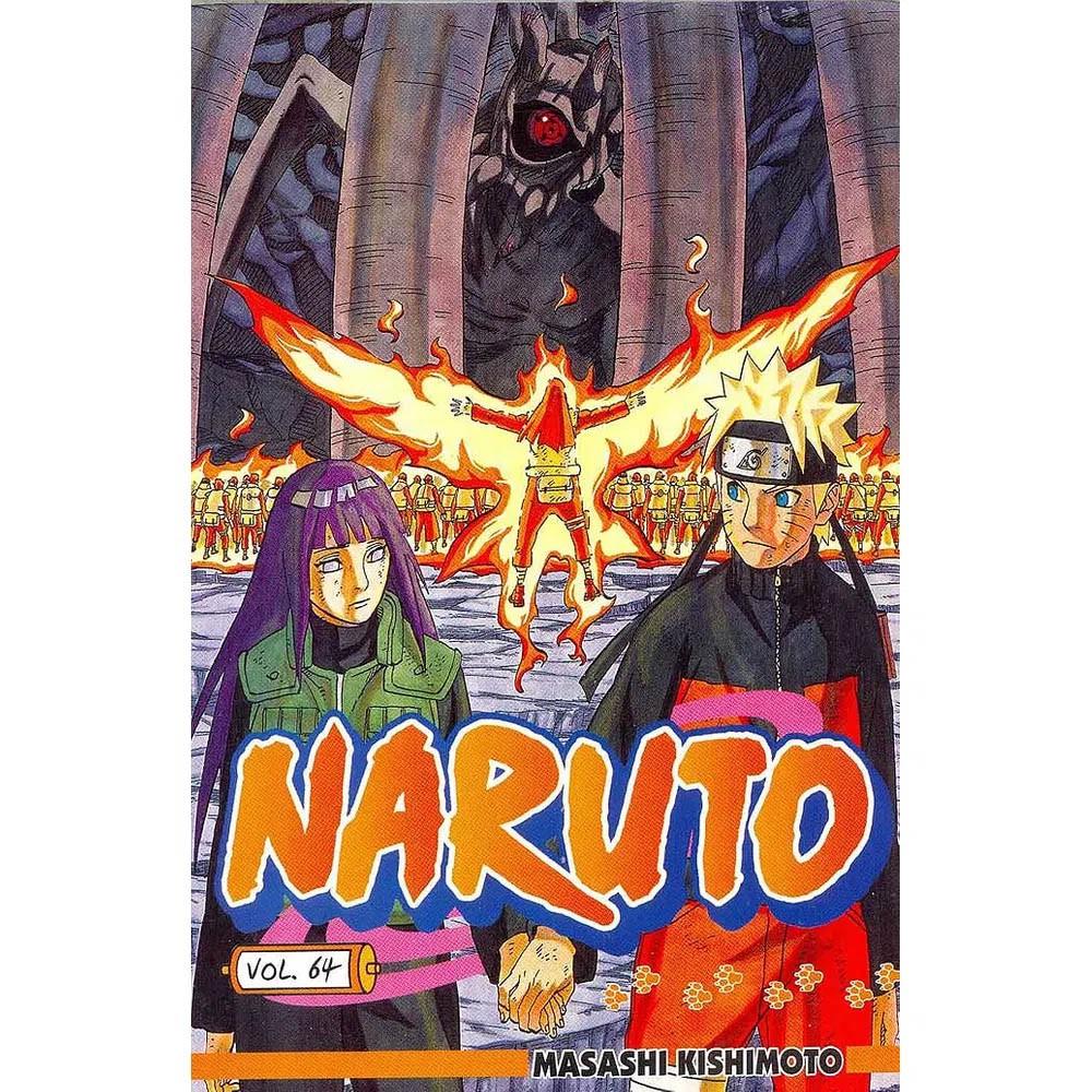 Naruto - Volume 64 - Usado
