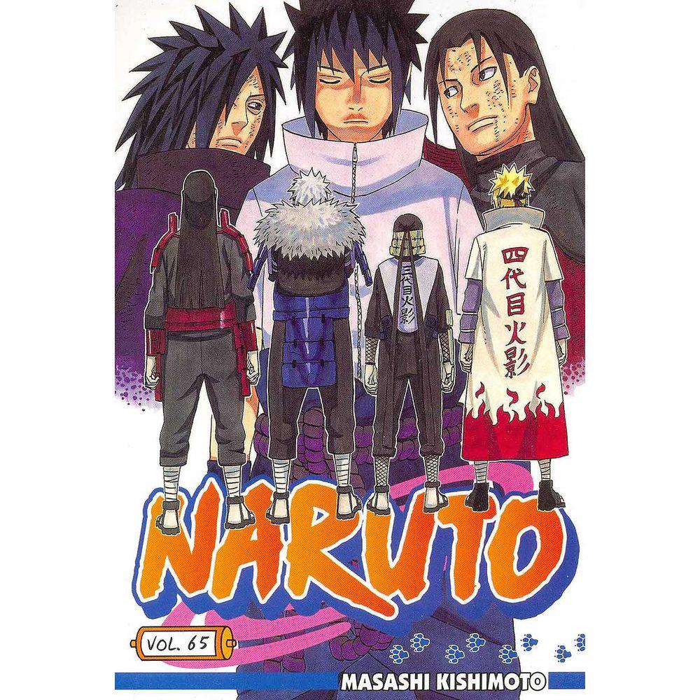Naruto - Volume 65 - Usado