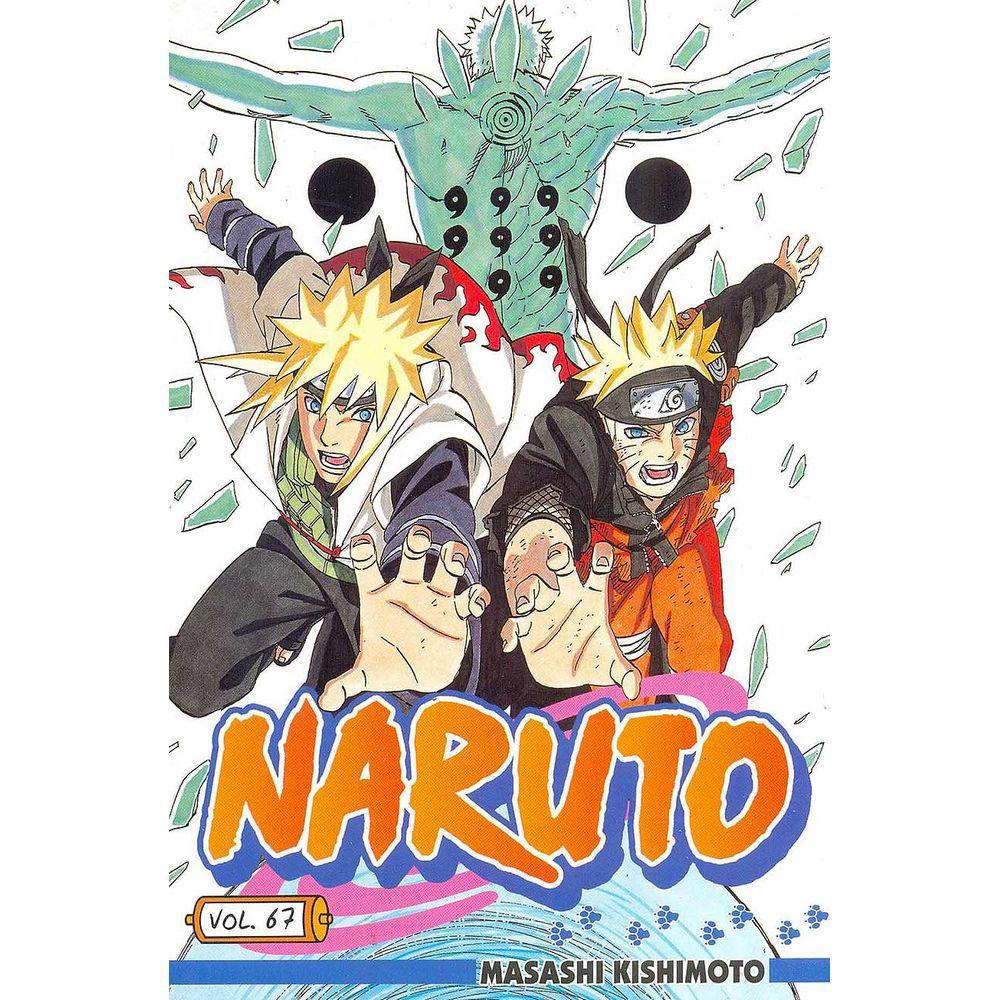 Naruto - Volume 67 - Usado