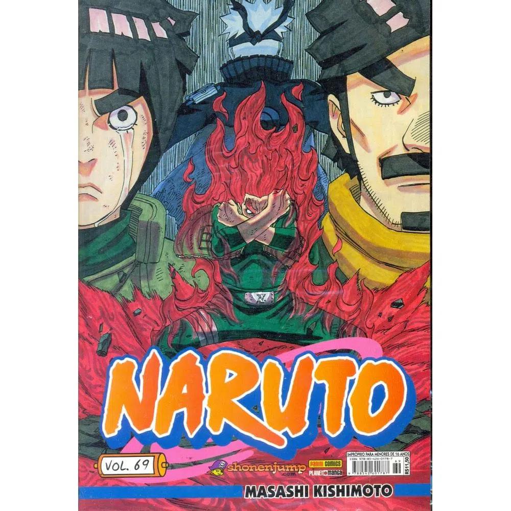 Naruto - Volume 69 - Usado