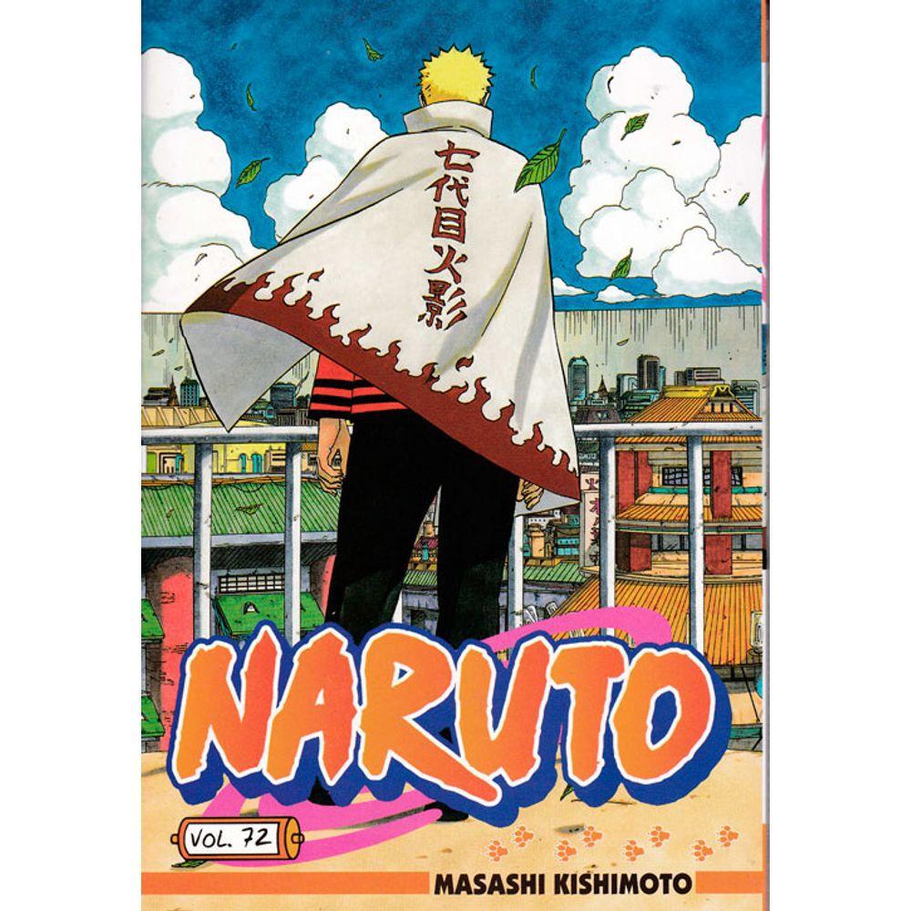 Naruto - Volume 72