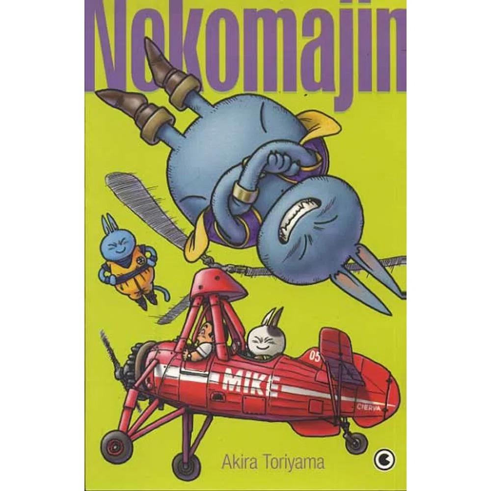 Nekomajin - Volume Único - Usado