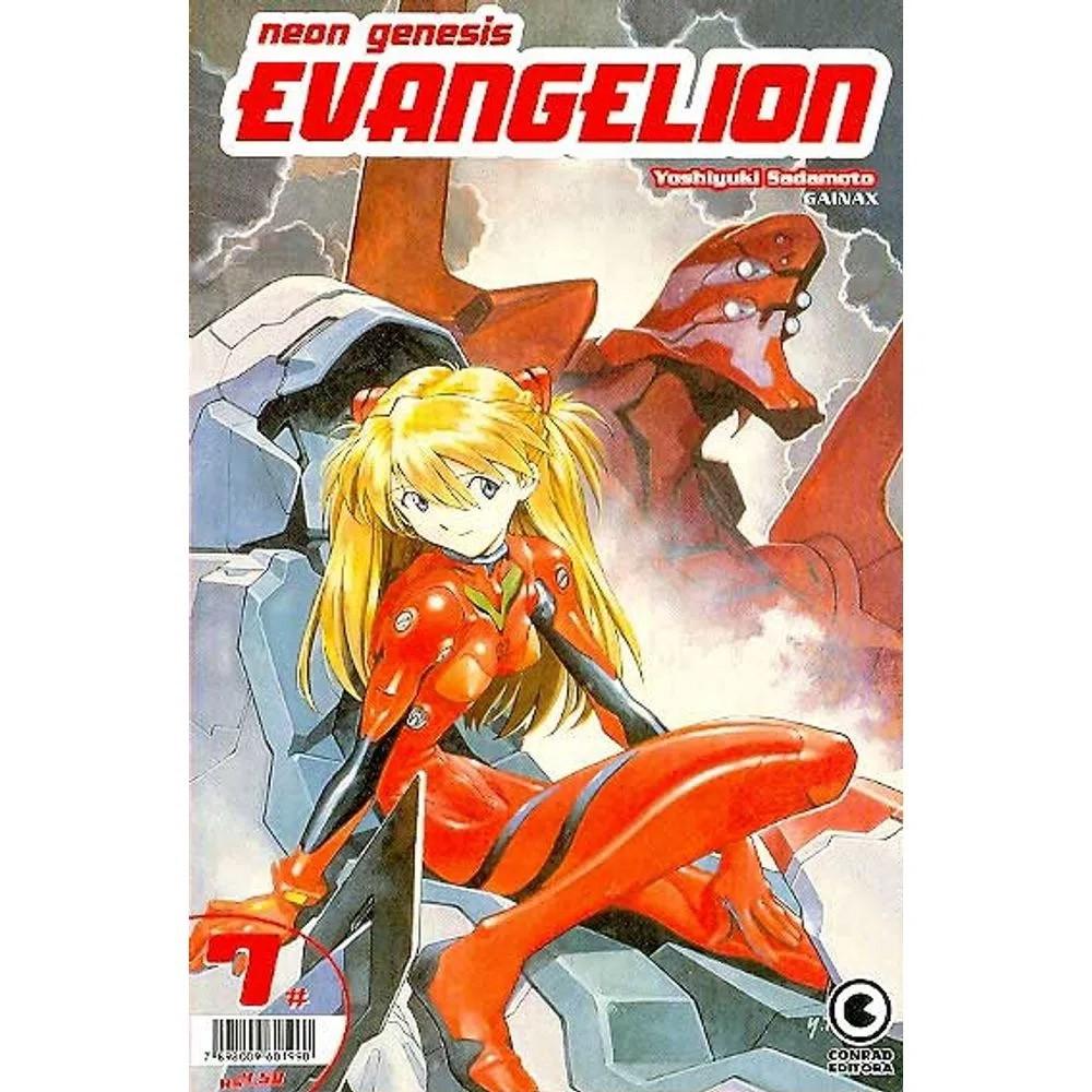 Neon Genesis Evangelion - 1ª Edição - Volume 07 - Usado