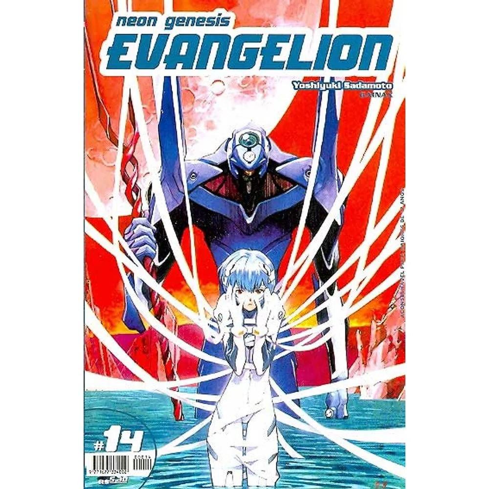 Neon Genesis Evangelion - 1ª Edição - Volume 14 - Usado