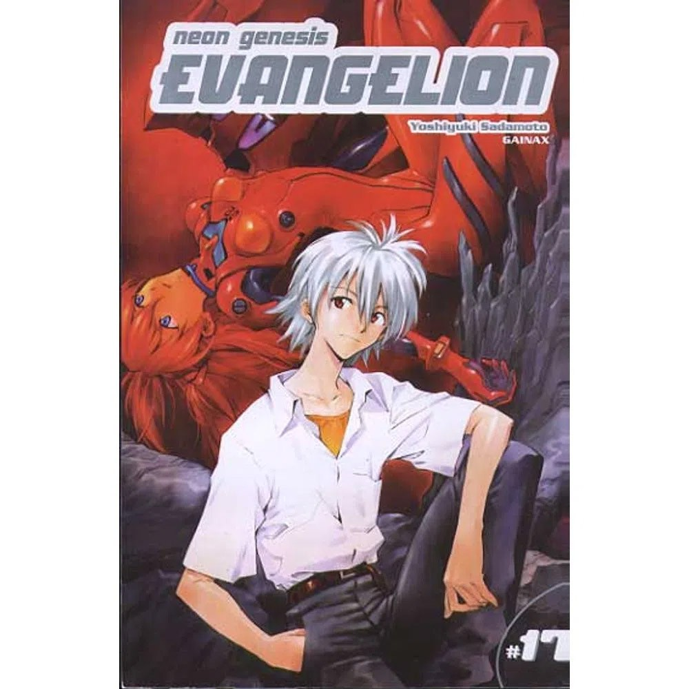 Neon Genesis Evangelion - 1ª Edição - Volume 17 - Usado