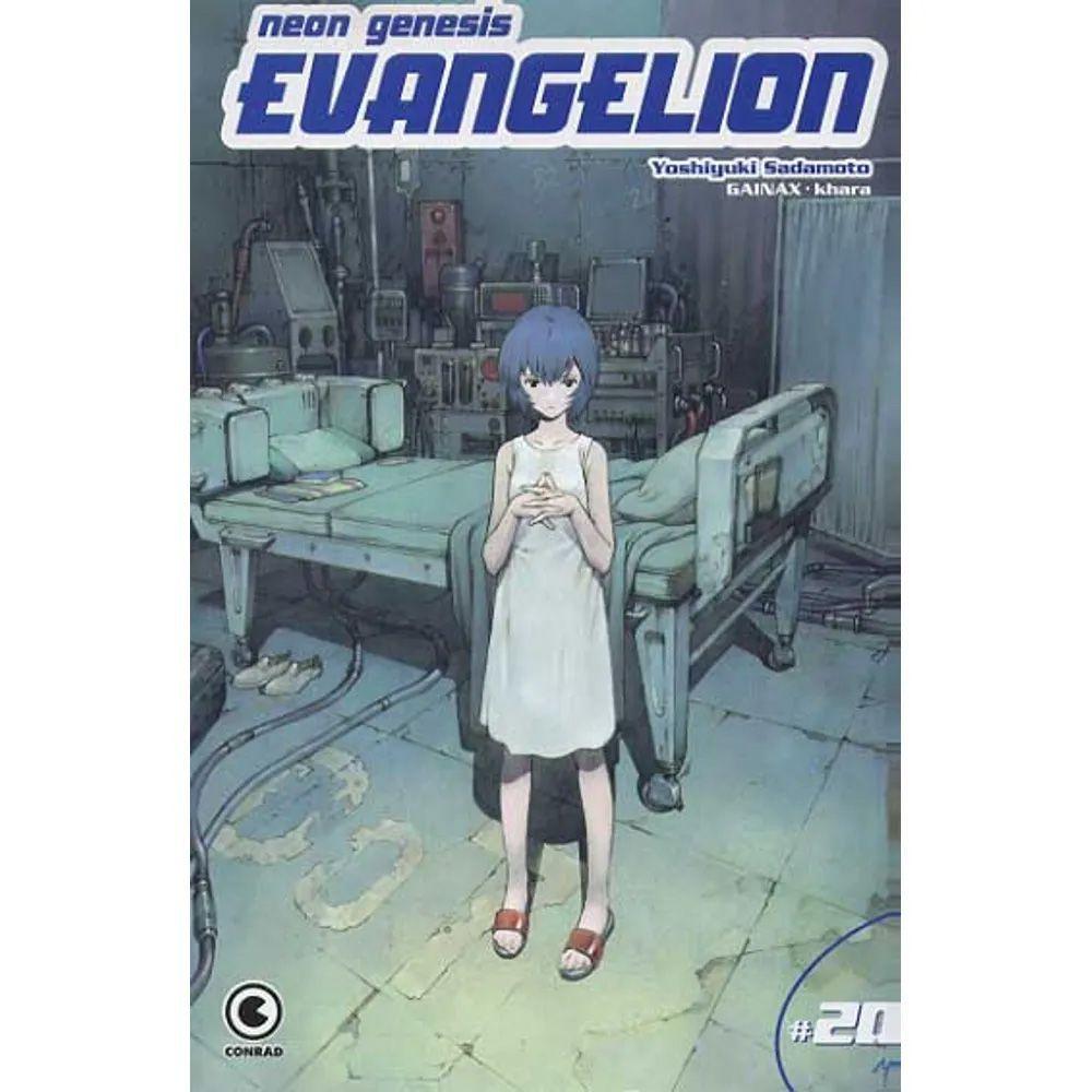 Neon Genesis Evangelion - 1ª Edição - Volume 20 - Usado