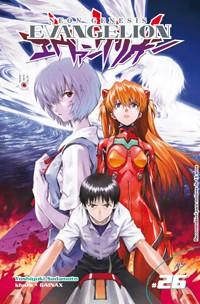 Neon Genesis Evangelion - 1ª Edição - Volume 26 - Usado