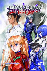 Neon Genesis Evangelion - 1ª Edição - Volume 27 - Usado