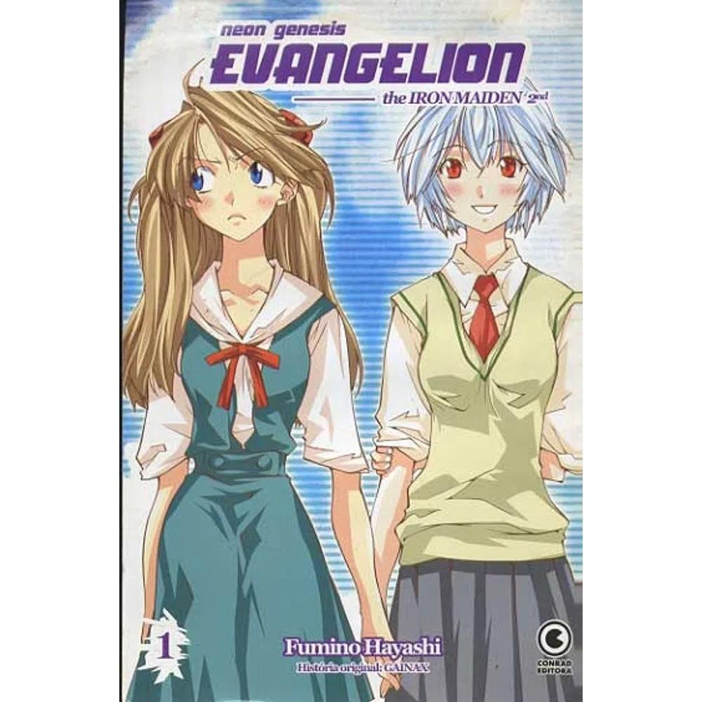 Neon Genesis Evangelion - The Iron Maiden 2nd - Volume 01 - Usado