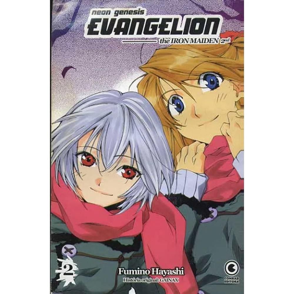 Neon Genesis Evangelion - The Iron Maiden 2nd - Volume 02 - Usado