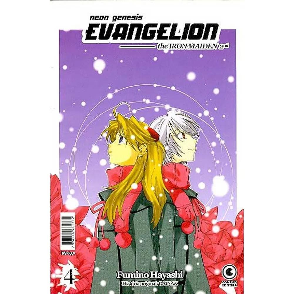 Neon Genesis Evangelion - The Iron Maiden 2nd - Volume 04 - Usado