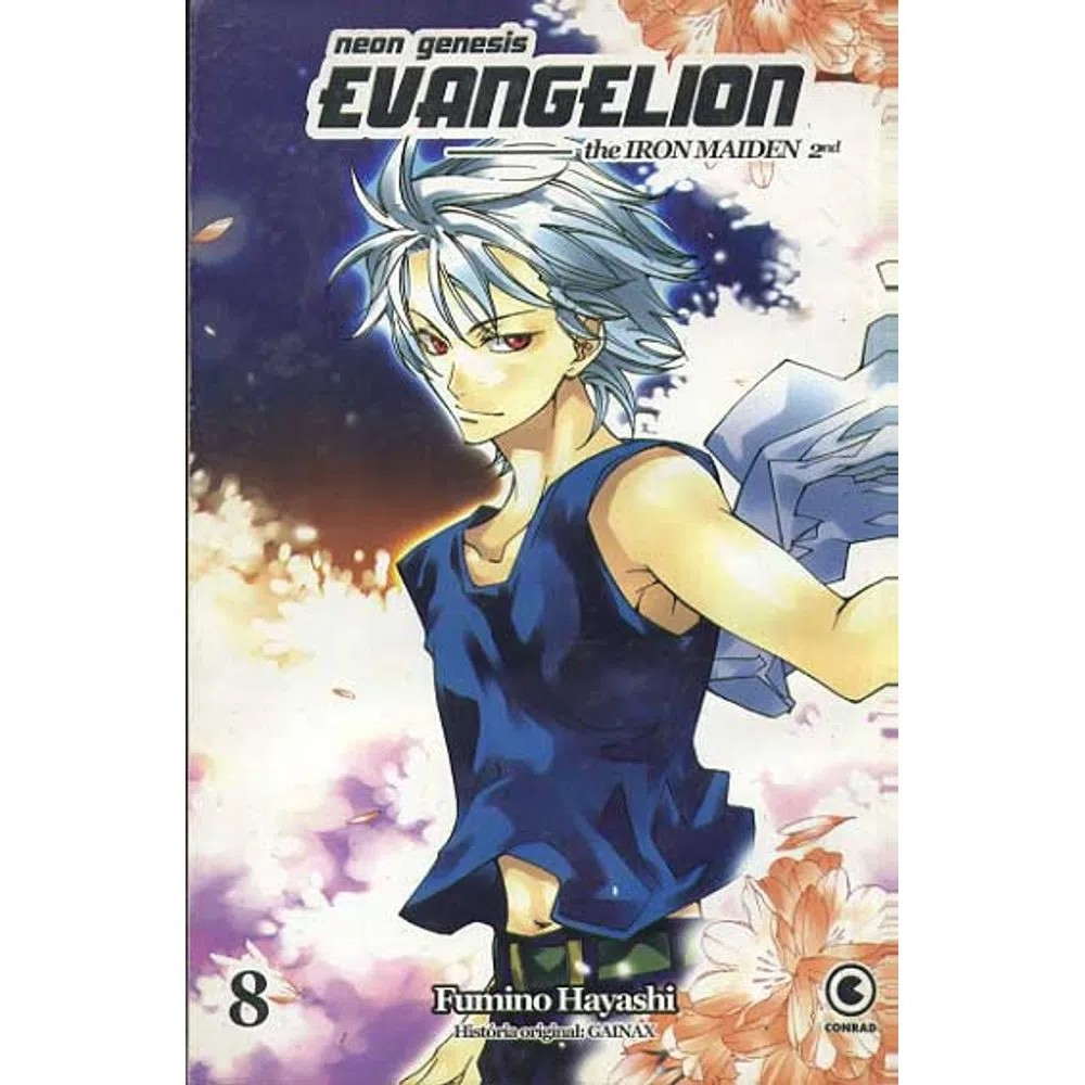 Neon Genesis Evangelion - The Iron Maiden 2nd - Volume 08 - Usado