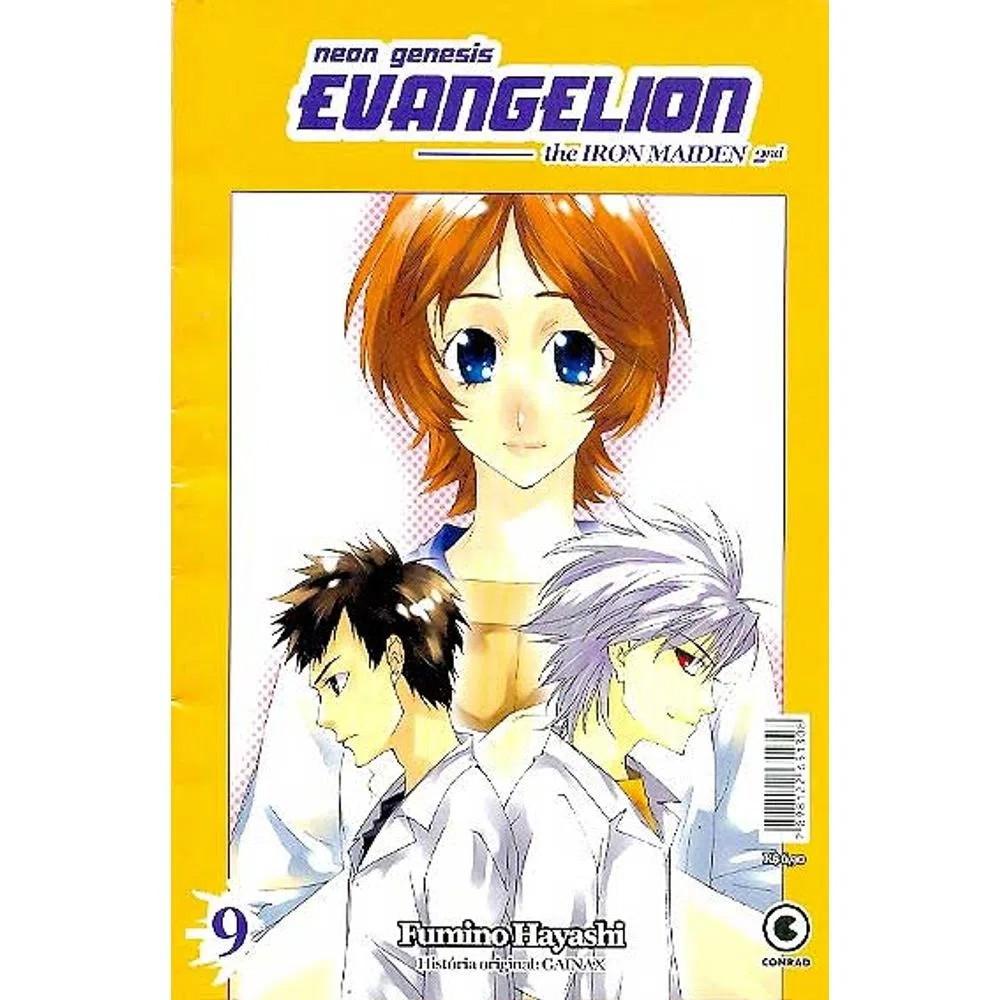 Neon Genesis Evangelion - The Iron Maiden 2nd - Volume 09 - Usado