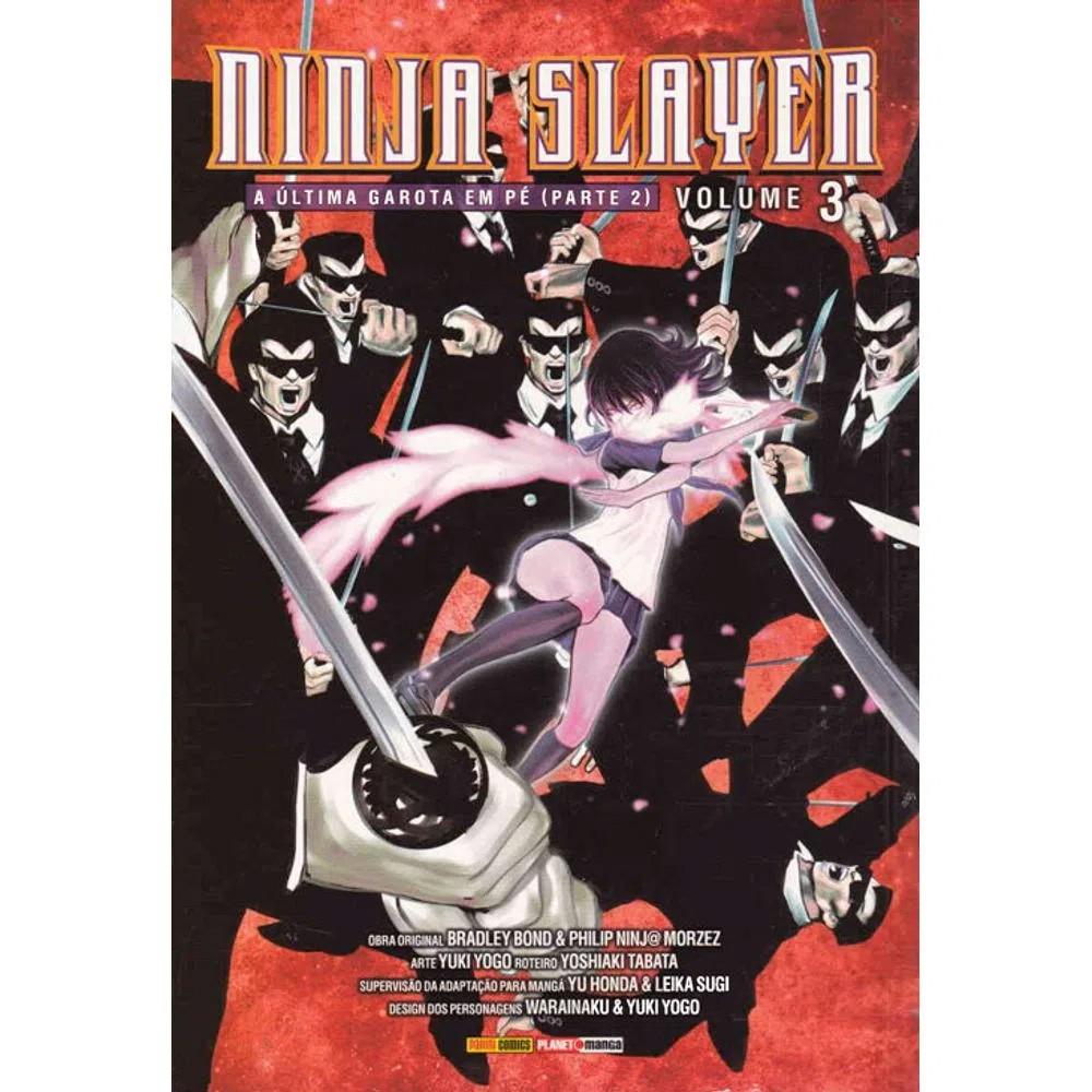 Ninja Slayer - Volume 03