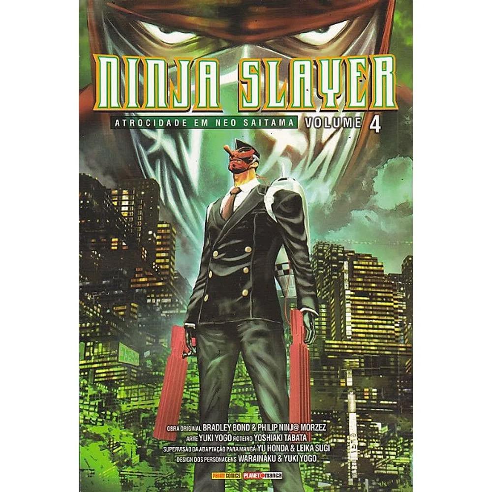 Ninja Slayer - Volume 04