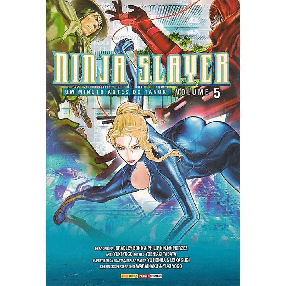 Ninja Slayer - Volume 05