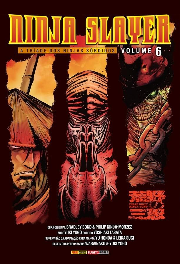 Ninja Slayer - Volume 06