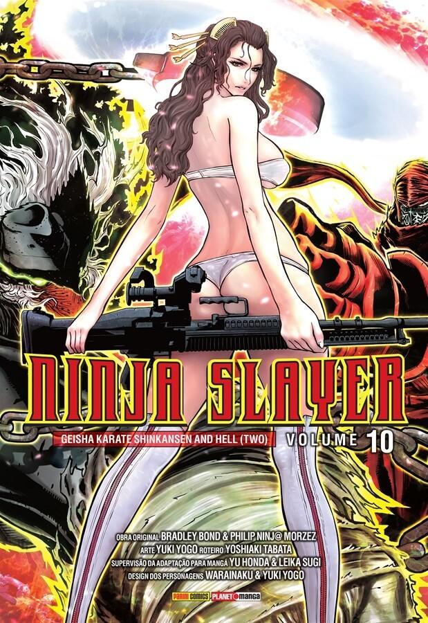 Ninja Slayer - Volume 10