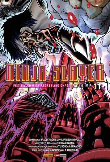 Ninja Slayer - Volume 11