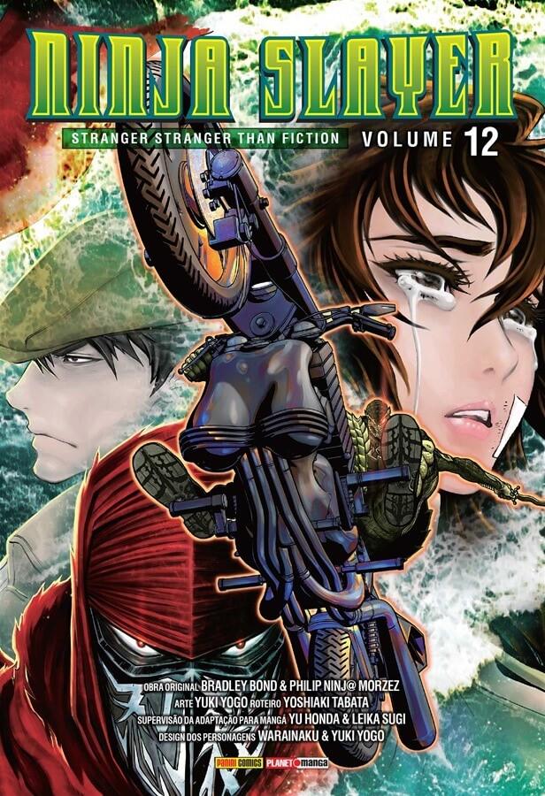 Ninja Slayer - Volume 12