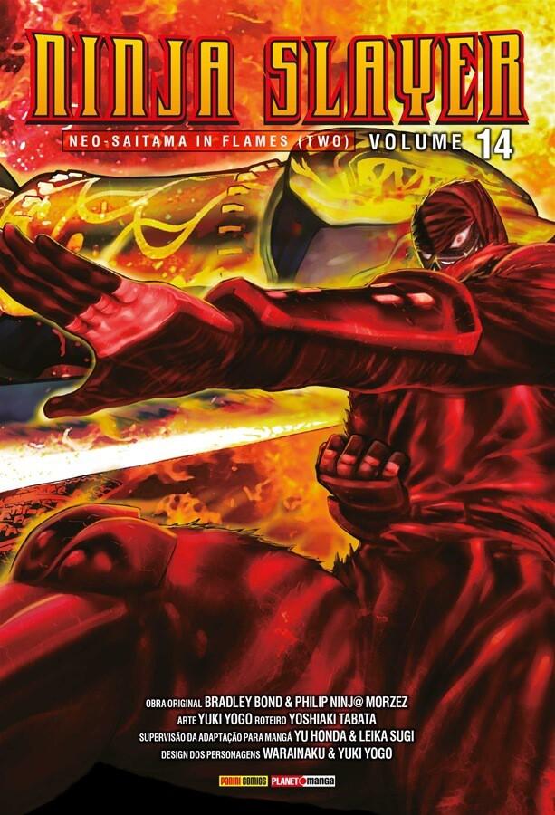 Ninja Slayer - Volume 14