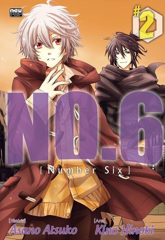 NO.6 / Number Six - Volume 02 - Usado