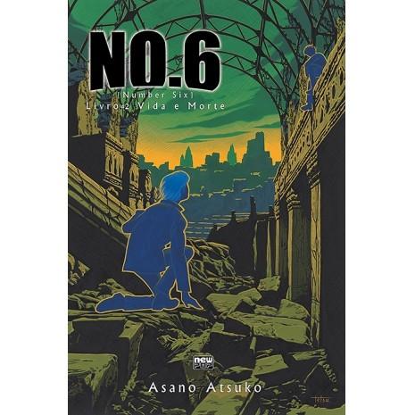 NO.6 - Vida e Morte - Volume 02 - Novel - Usado
